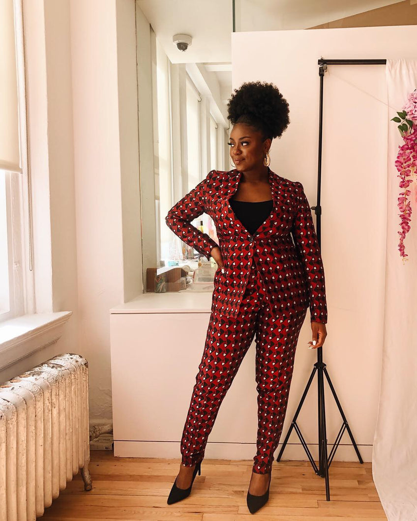Val Two-piece Suit