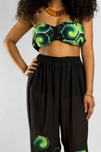 Load image into Gallery viewer, VV Cover Up Pant Set in Nola Green