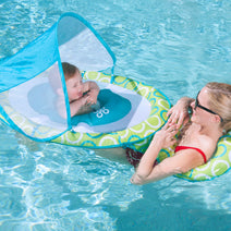 Baby Spring Float Mommy and Me with Canopy