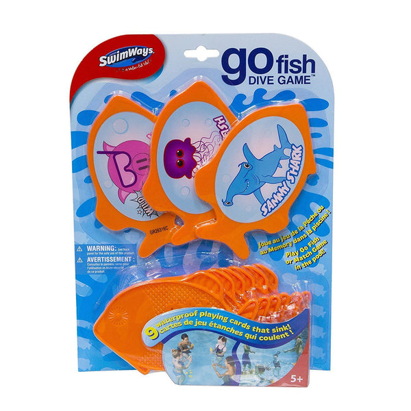 Go Fish Dive Game