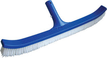 "18"" Curved Polybristle Wall Brush"