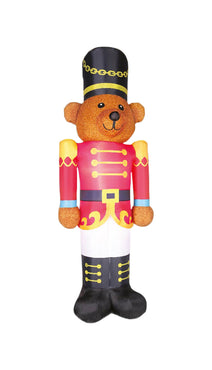 9ft Teddy Bear Soldier