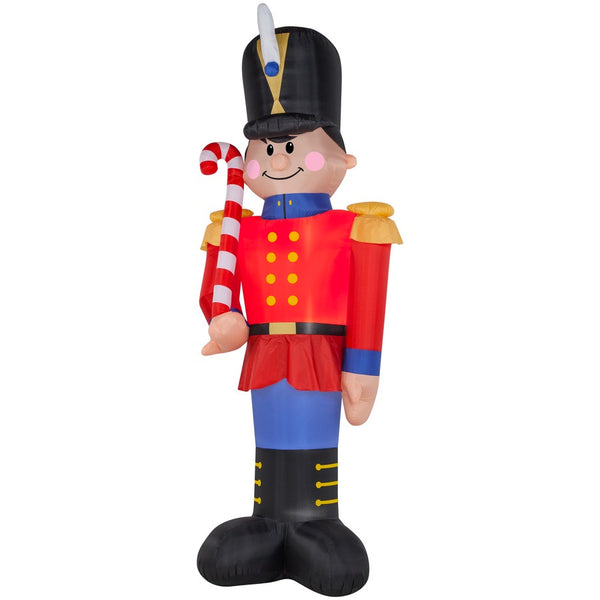 8 ft. Inflatable Nutcracker