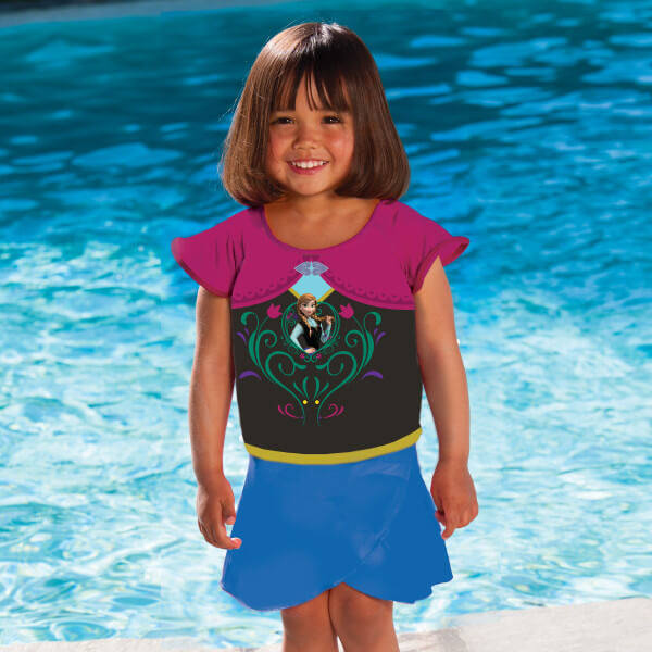 Deluxe Disney Ana Swim Shorty