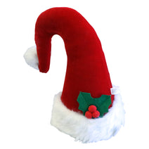 14 in. Santa Hat Tree Topper
