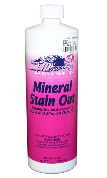 Mineral Stain Out (Qt)