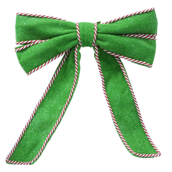 17 inch Bow Ornament