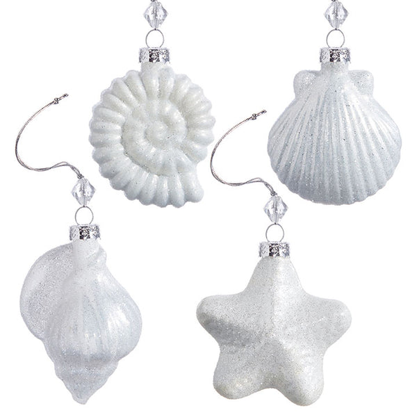 3 in. Seashell Ornament