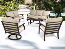 4pc Regent Deep Seating Collection