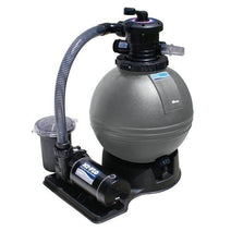 "19"" ClearWater Sand Standard System with Hi-Flo II 2-Speed Pump"
