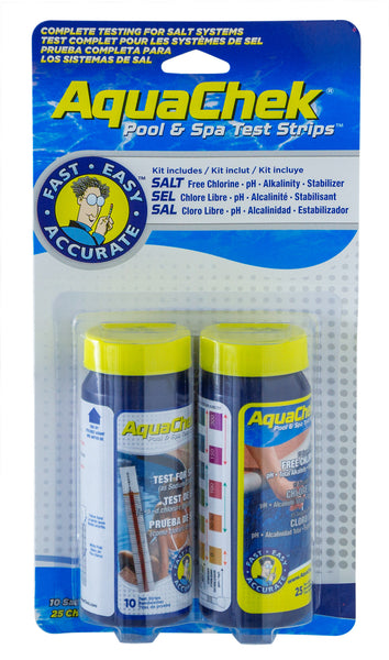 AquaChek Salt System Test Kit