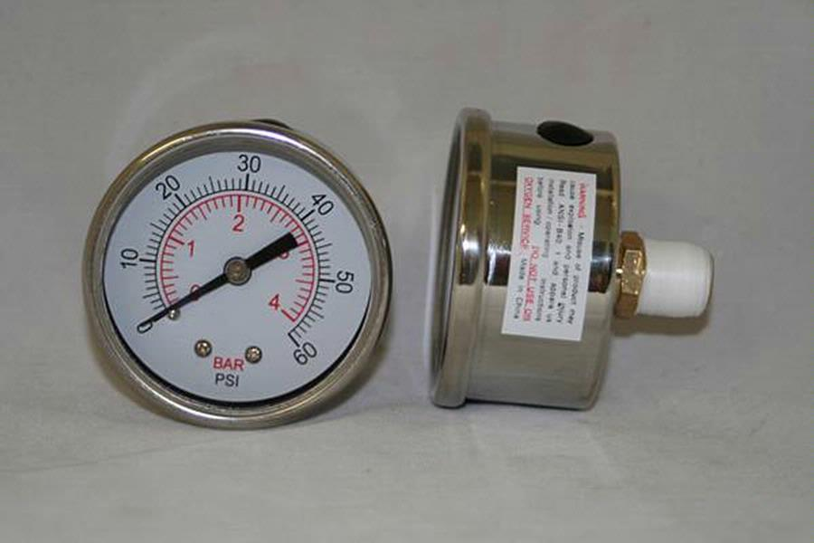 Waterway Pressure Gauge