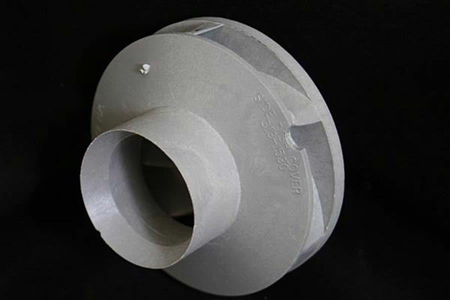 Impeller Assembly D Hi-Flo Side Discharge