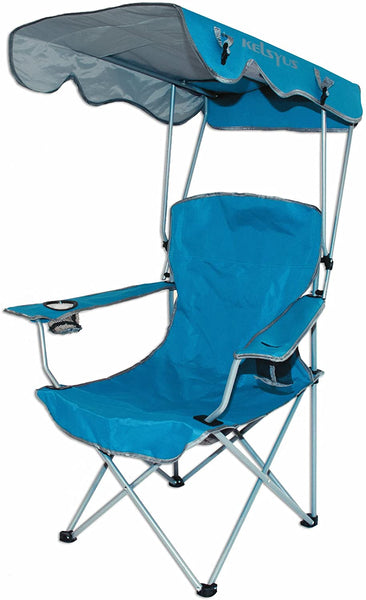 Kelsyus Original Canopy Chair-BLUE