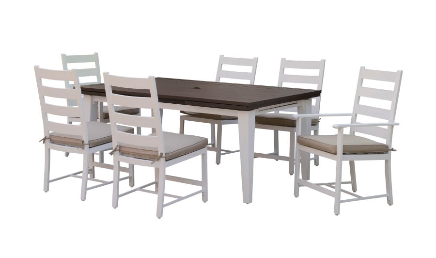 7pc Mountainside Dining Collection