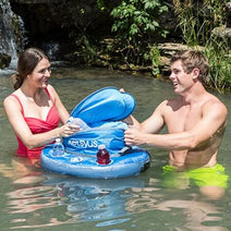 Kelsyus Floating Cooler - Lifestyle