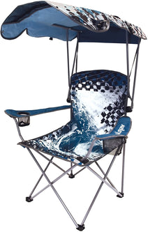 Kelsyus Original Canopy Chair - Blue Wave