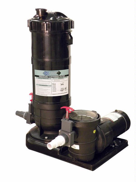Sl 90 Black Diamond CF with 1 HP Pump and Motor