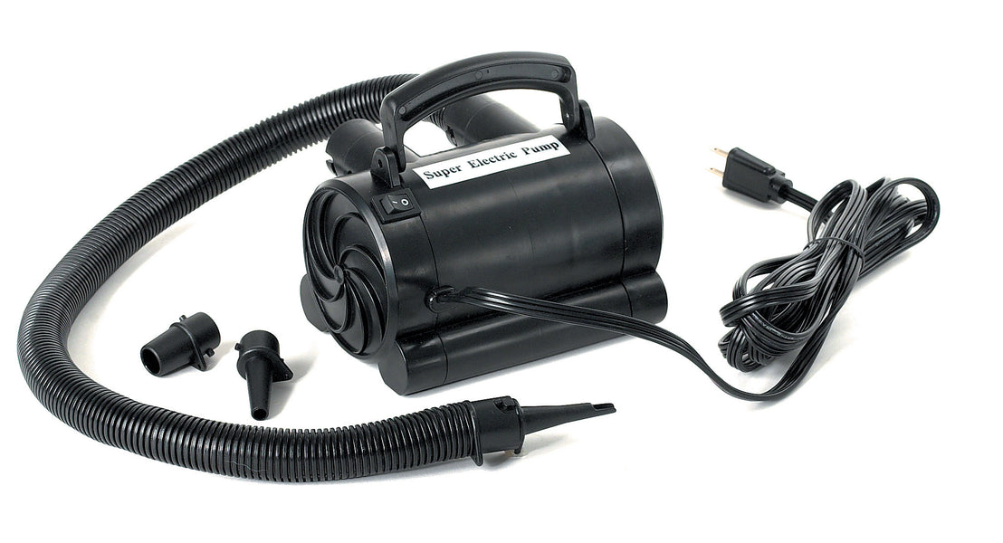 Super Electric Air Pump for Inflatables