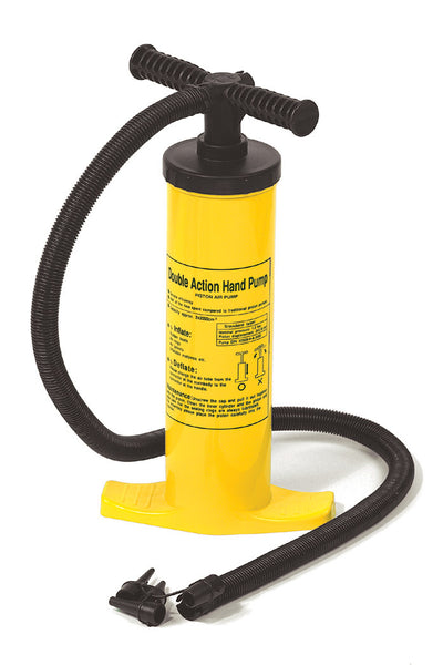 Double Action Hand Pump for Inflatables