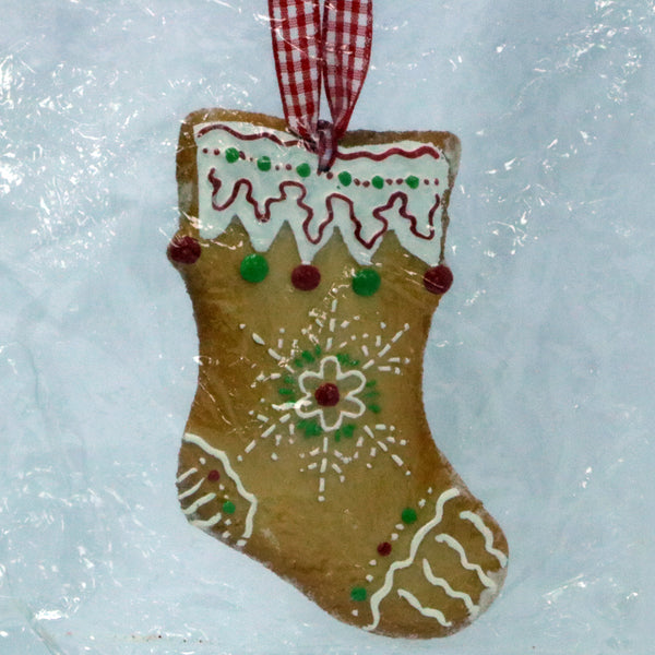 4 in. Gingerbread Ornament
