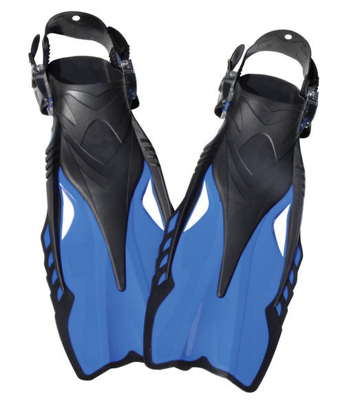 Divesite Adjustable Heel Strap Fins