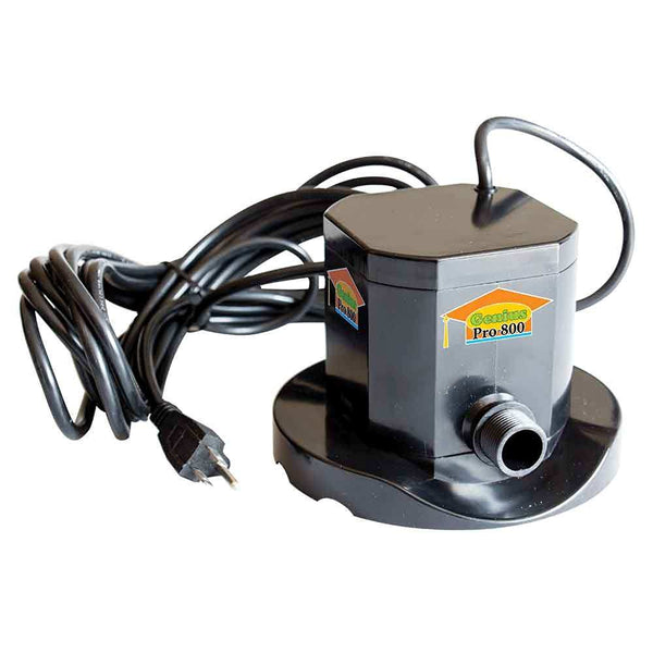 Pumps Away Genius Pro 800 Auto On/Off Cover Pump For Swimming Pools