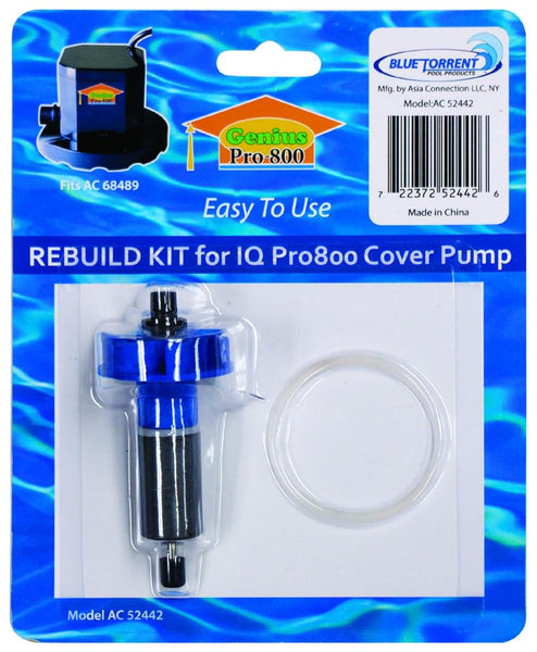 Cover Pump Rebuilding Kit Genius Pro 800 Cover Pumps