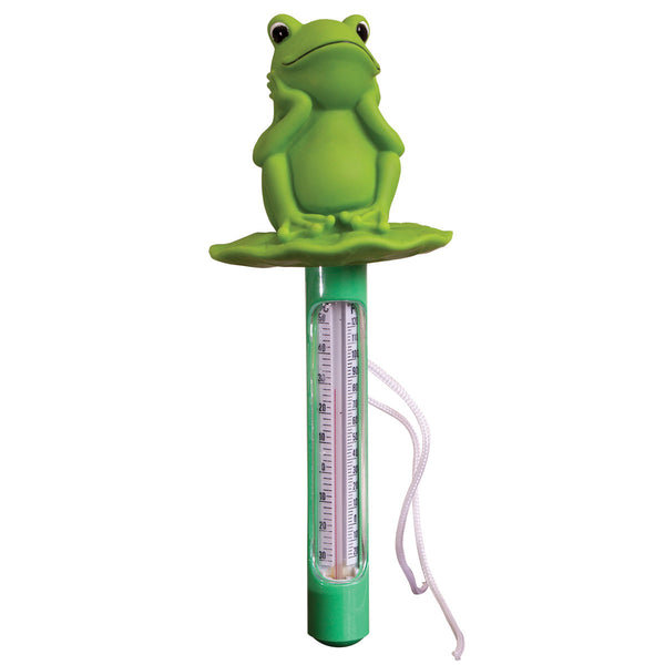 Felix Frog Floating Pool Thermometer