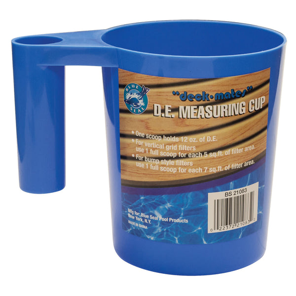 Blue DE Measuring Scoop
