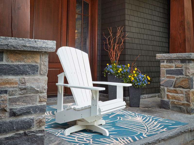 Swivel Adirondack Chair Lifestyle Shot