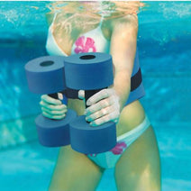 Aqua Fitness Kit in action!