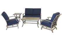 5 Piece Love Deep Seating