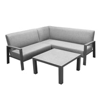 Berlino 3 Piece Lounge Set