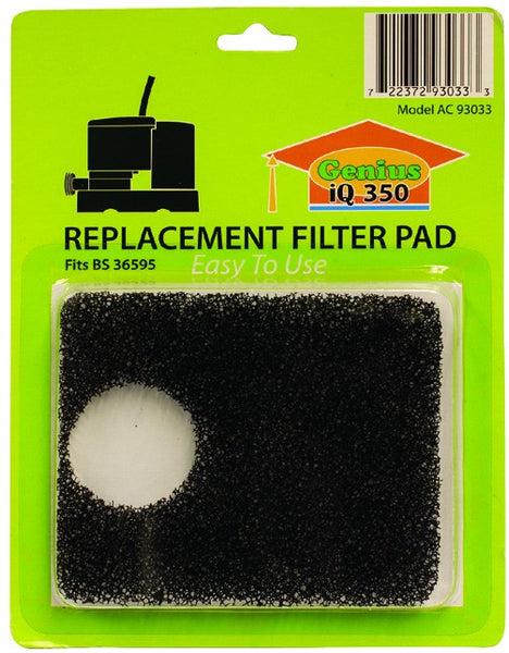 Replacement Filter Pad For Pumps Away Genius IQ 350 — At Home