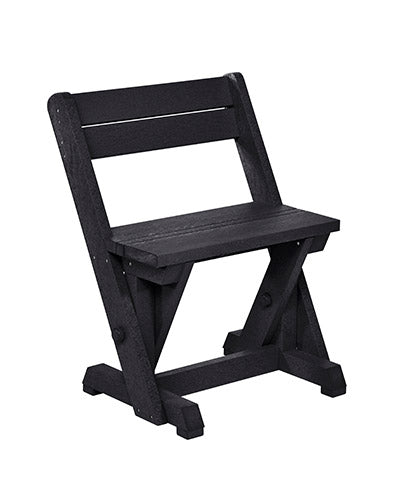 Harvest Dining Chair with Back