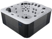 Dynasty Spas Allure Series angled view