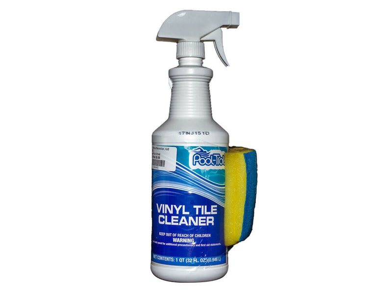 Pool Trol Vinyl Tile Cleaner (Qt)
