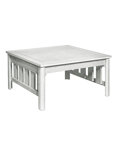"Stratford 36"" Square Cocktail Table"