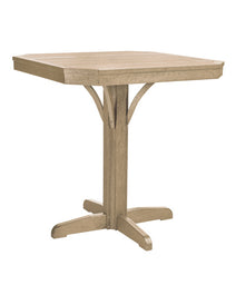 "St. Tropez 35"" Square Counter Table"