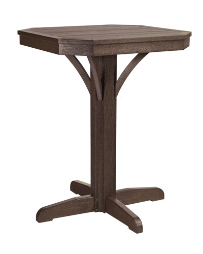 "St. Tropez 28"" Square Counter Table"