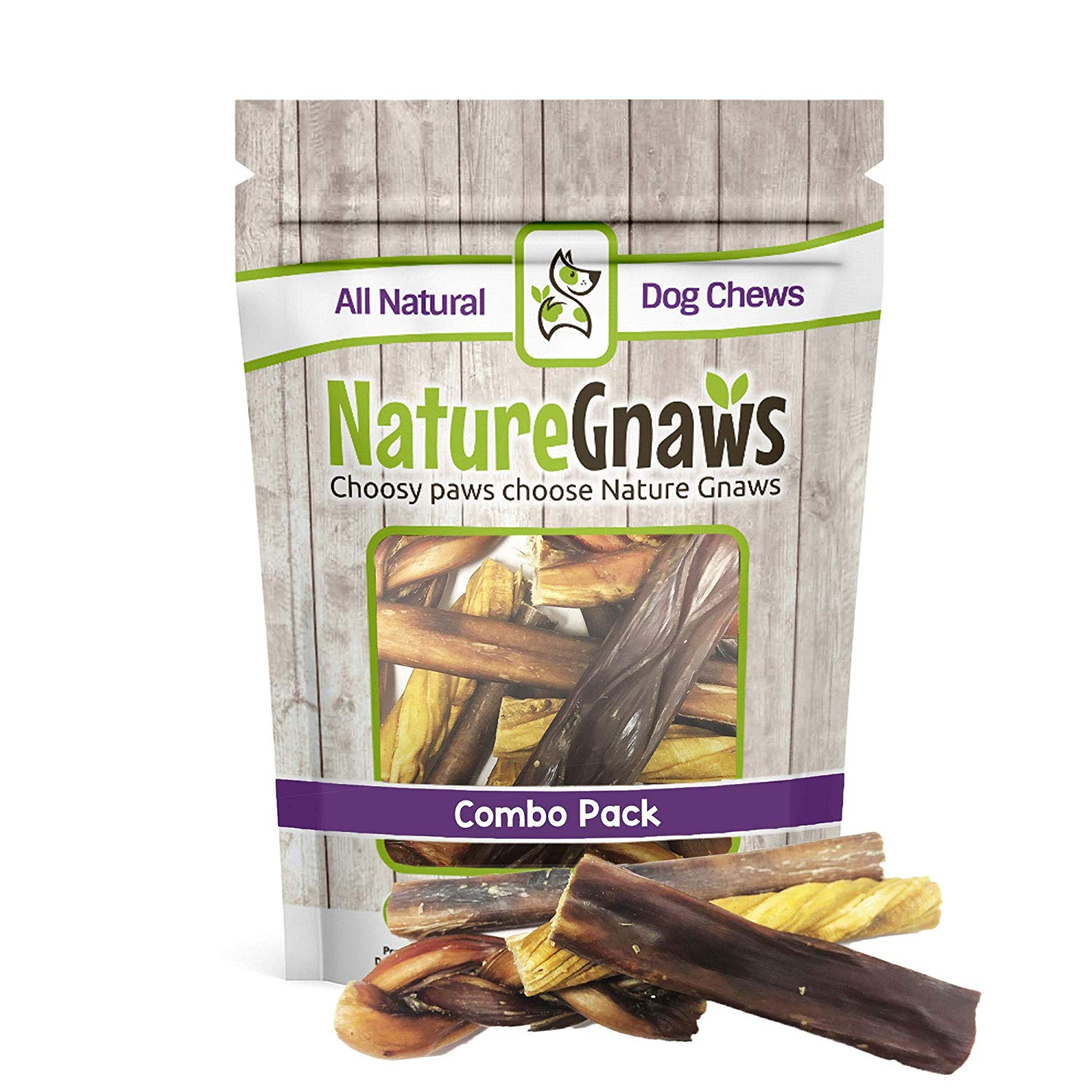 Nature Gnaws Releases New Product in the Chew Market: Small and Large Variety Packs