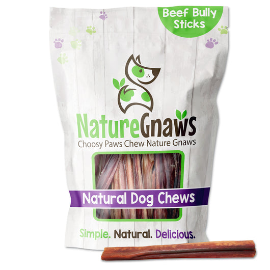 "Large Bully Sticks 6"" (10 Count)"