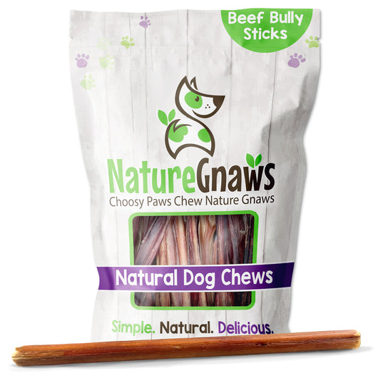"Large Bully Sticks 12"" (5 Count)"