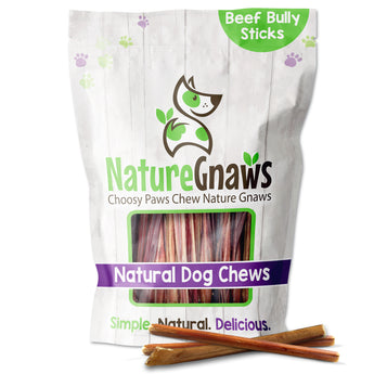 Extra Thin Bully Sticks 6