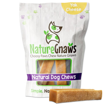 Yak Cheese Chews - Large (3 Count)