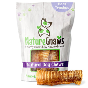 Beef Trachea Chews (6 Count)
