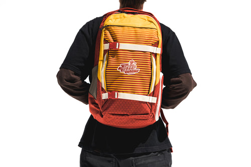 Dakine X Windells Happy Camper MISSION 25L Backpack