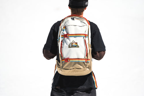 Dakine X HCSC Happy Camper MISSION 25L Backpack