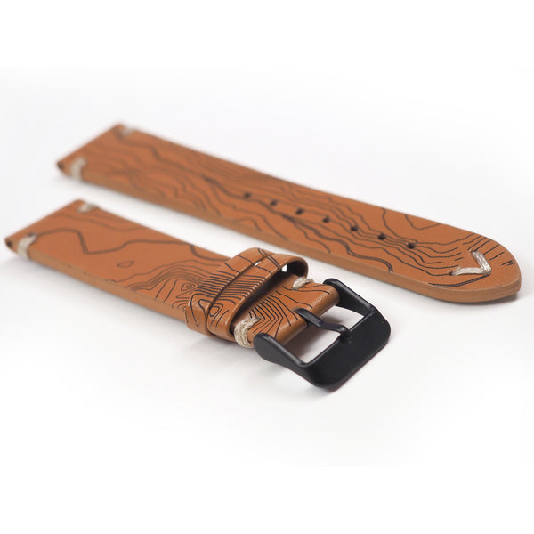 Yosemite Leather Band